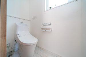 トイレ|大分市下郡南(牧駅) 新築建売住宅 平屋建 3SLDK