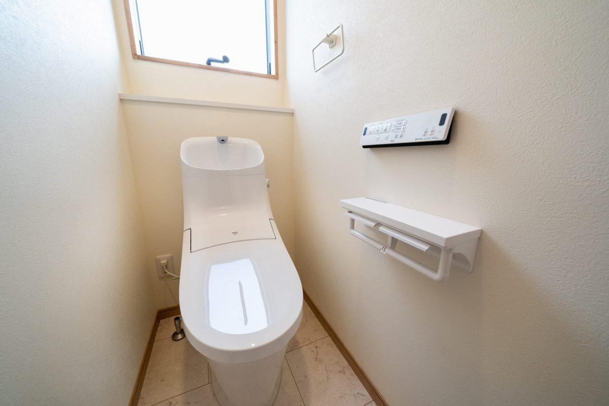 大分市津守 新築建売住宅 内観9 トイレ