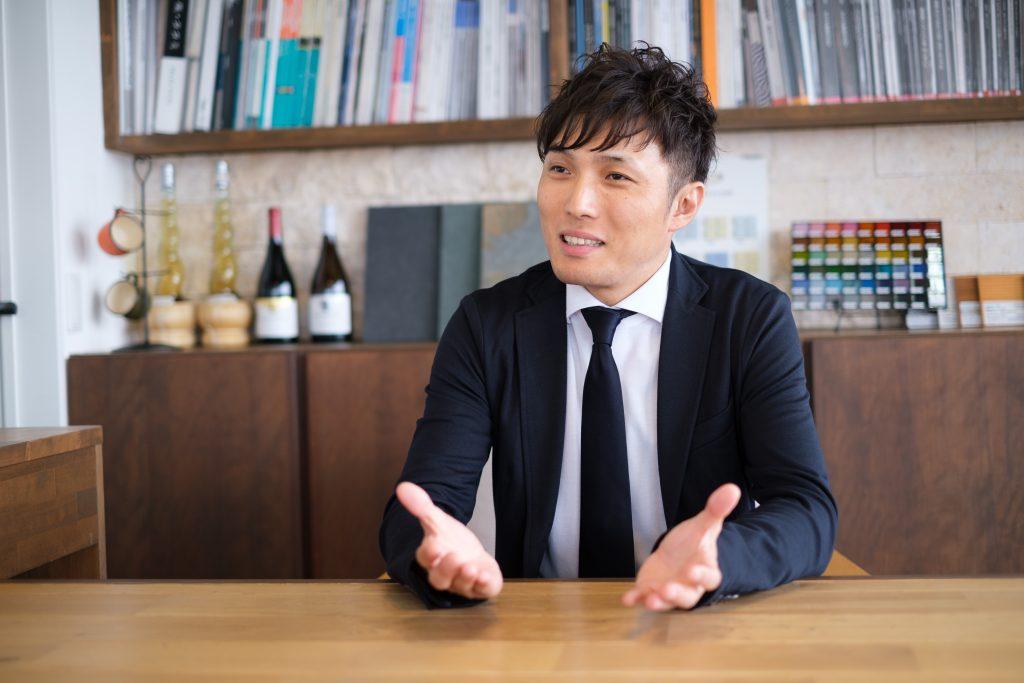 SAKAI株式会社 臼井栄仁