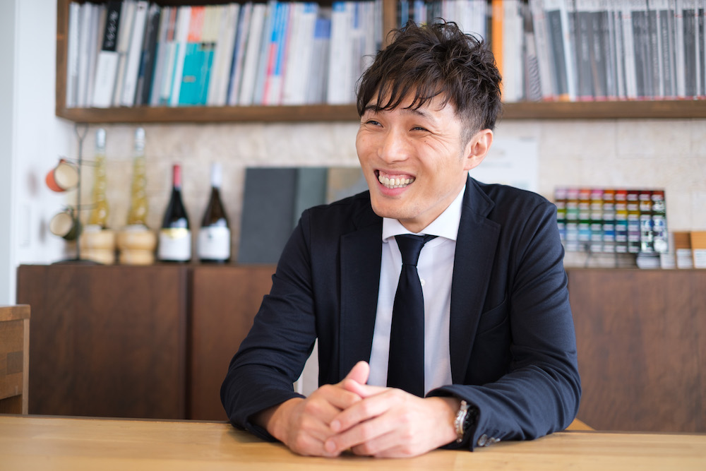 SAKAI株式会社 代表 臼井 栄仁